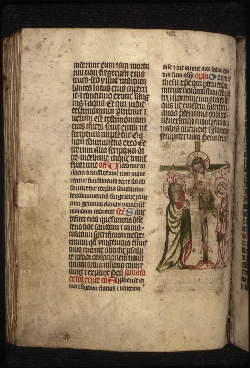 Prague, Musée nat., Bibl., XIV. A. 08, f. 154v - vue 2