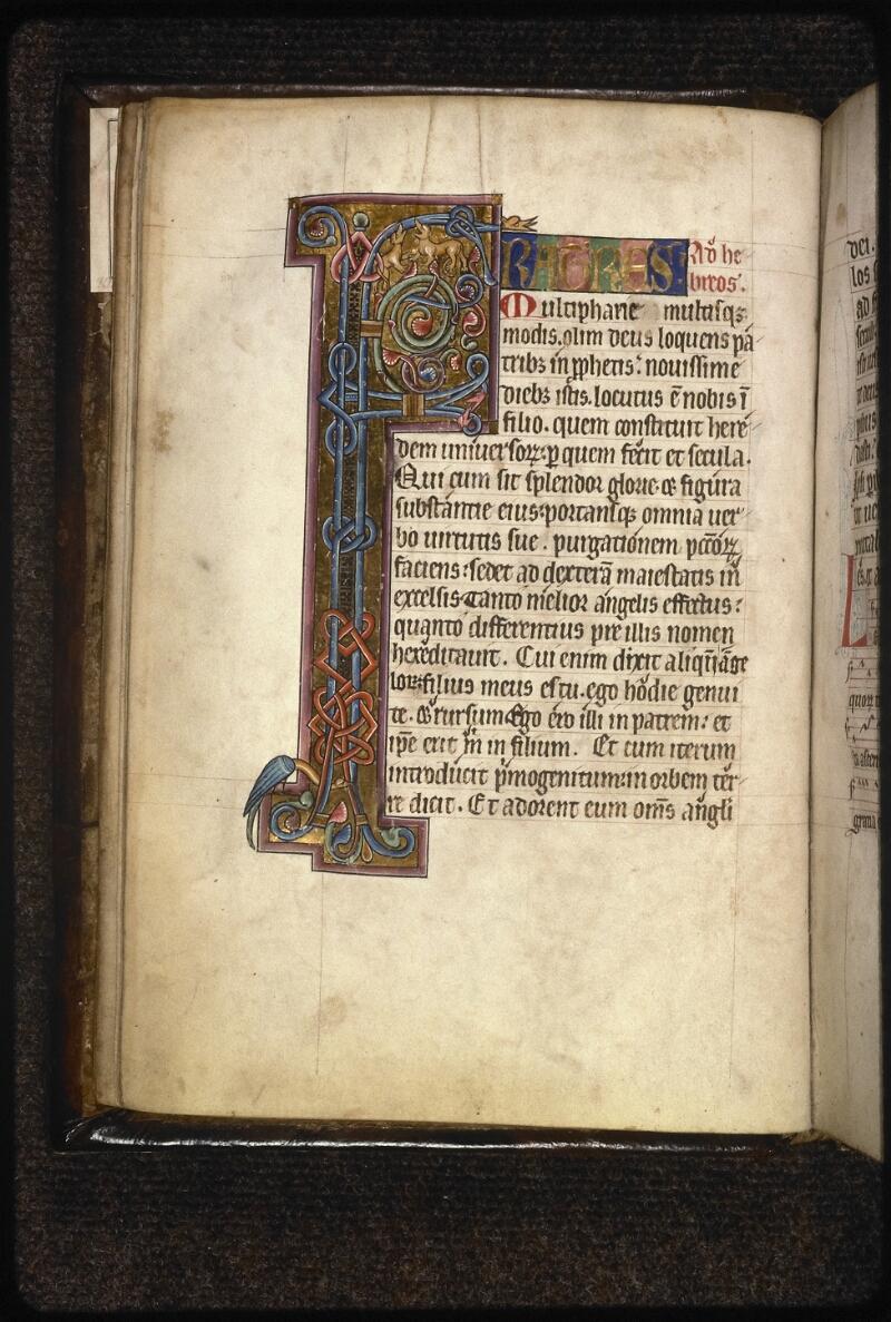 Prague, Musée nat., Bibl., XIV. A. 09, f. 012v