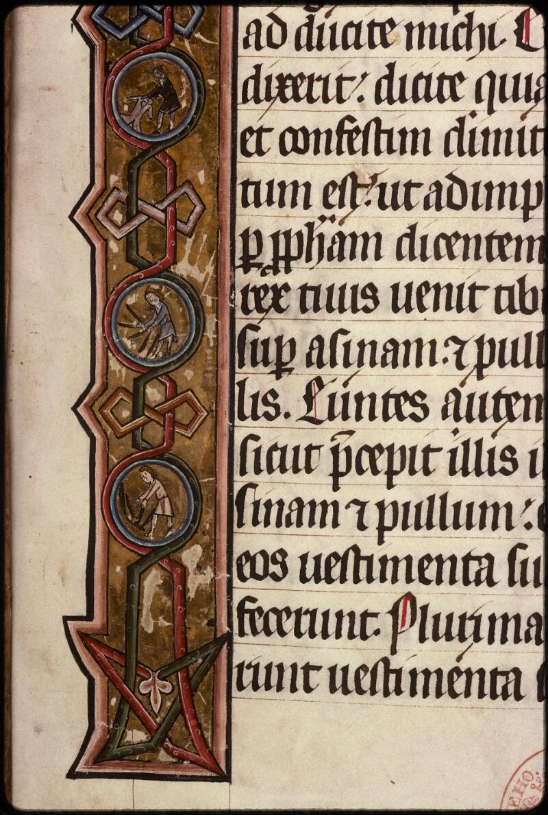 Prague, Musée nat., Bibl., XIV. A. 10, f. 001 - vue 4