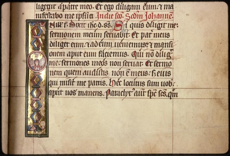 Prague, Musée nat., Bibl., XIV. A. 10, f. 088 - vue 1