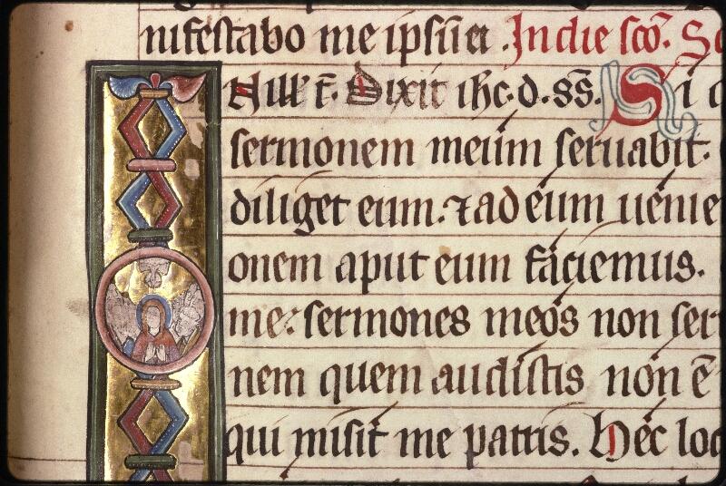 Prague, Musée nat., Bibl., XIV. A. 10, f. 088 - vue 2