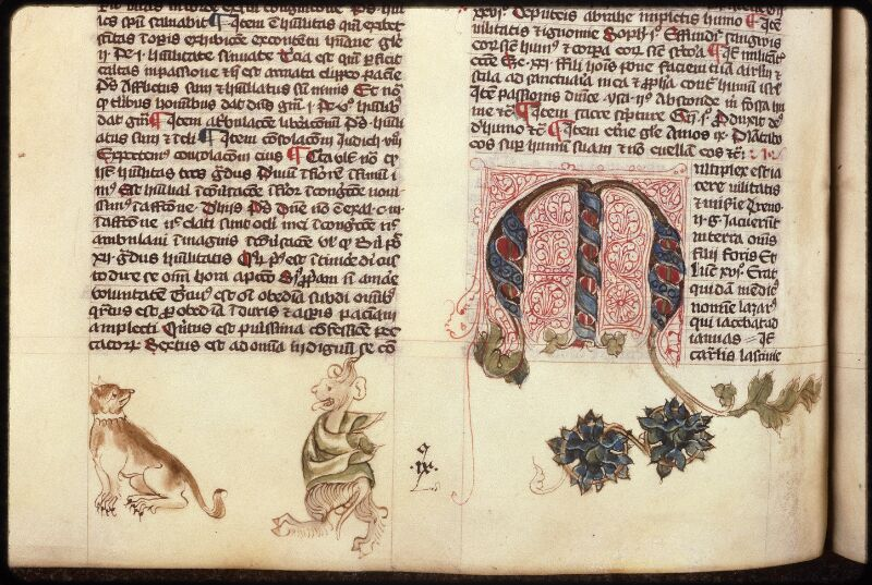Prague, Musée nat., Bibl., XIV. A. 12, f. 104v