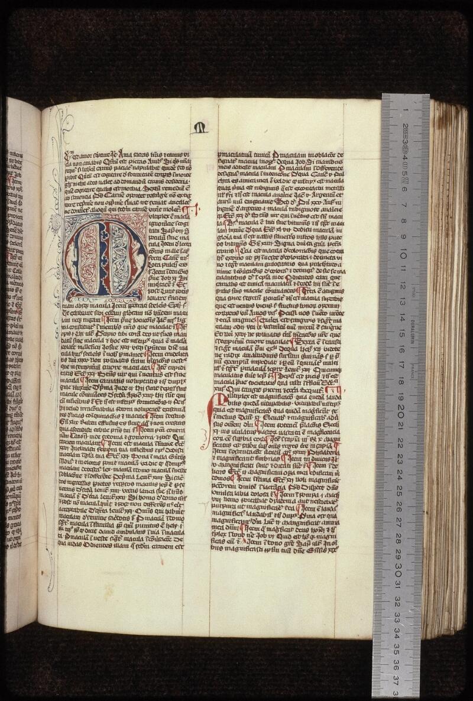 Prague, Musée nat., Bibl., XIV. A. 12, f. 125 - vue 1