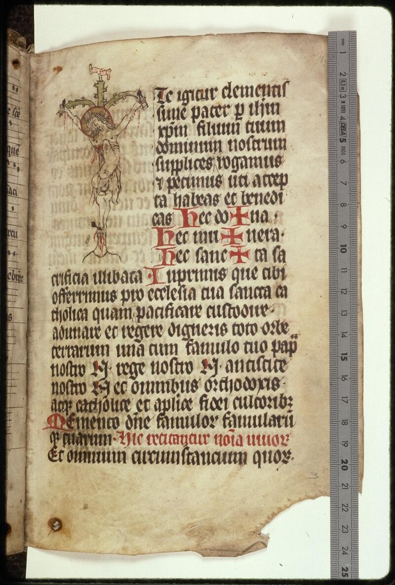 Prague, Musée nat., Bibl., XIV. D. 12, f. 003 - vue 1