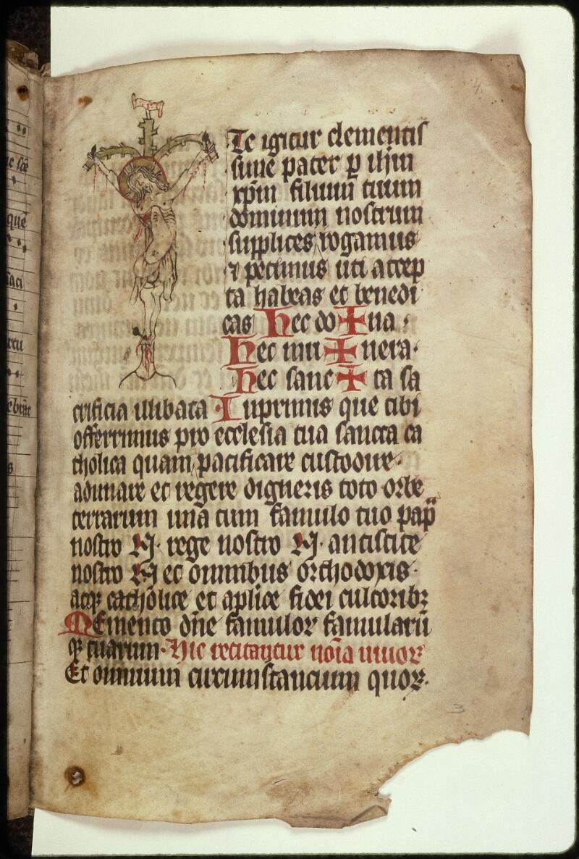 Prague, Musée nat., Bibl., XIV. D. 12, f. 003 - vue 2