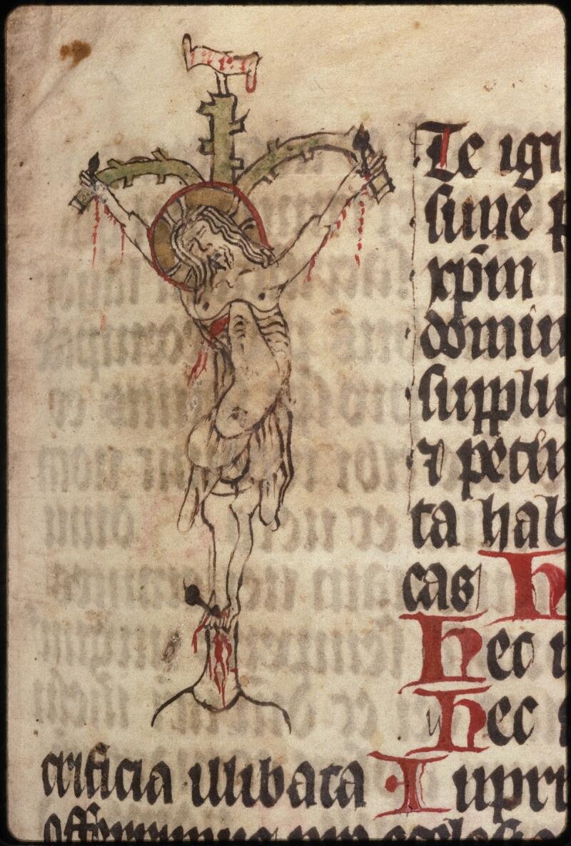 Prague, Musée nat., Bibl., XIV. D. 12, f. 003 - vue 3