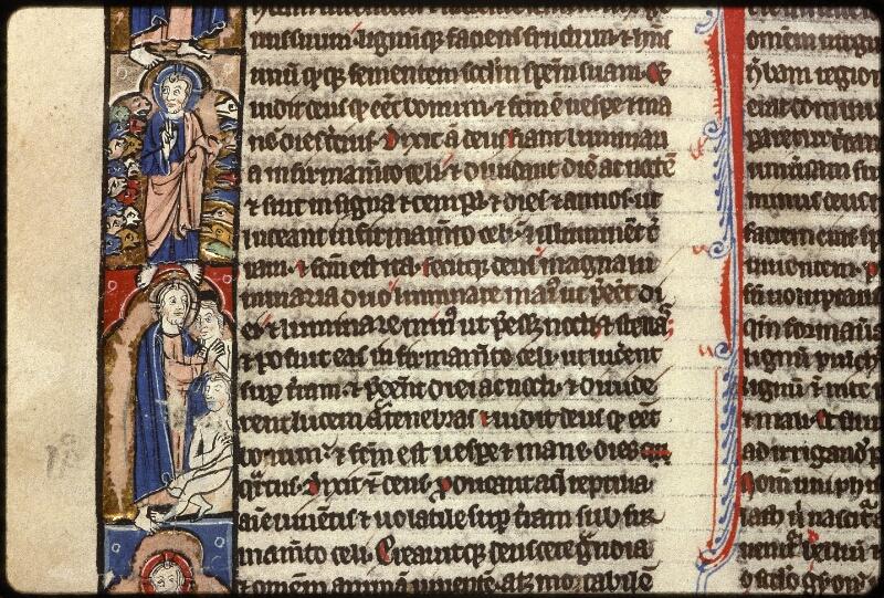 Prague, Musée nat., Bibl., XIV. D. 14, f. 003v - vue 4