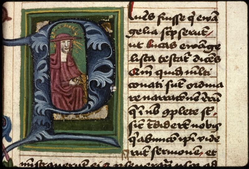 Prague, Musée nat., Bibl., XIV. F. 18, f. 027 - vue 3