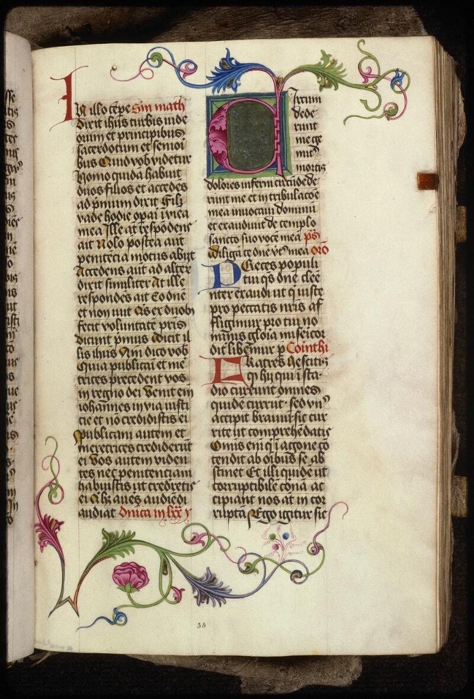 Prague, Musée nat., Bibl., XV. A. 05, f. 035 - vue 2