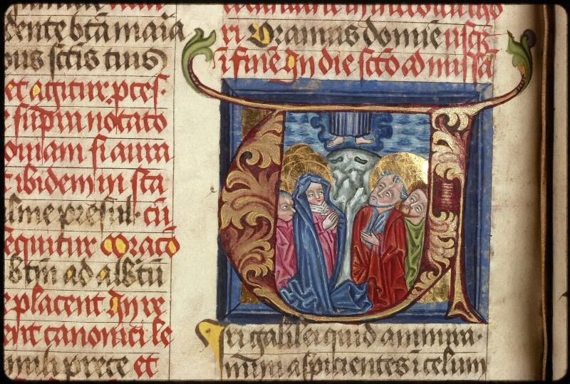 Prague, Musée nat., Bibl., XV. A. 05, f. 136v