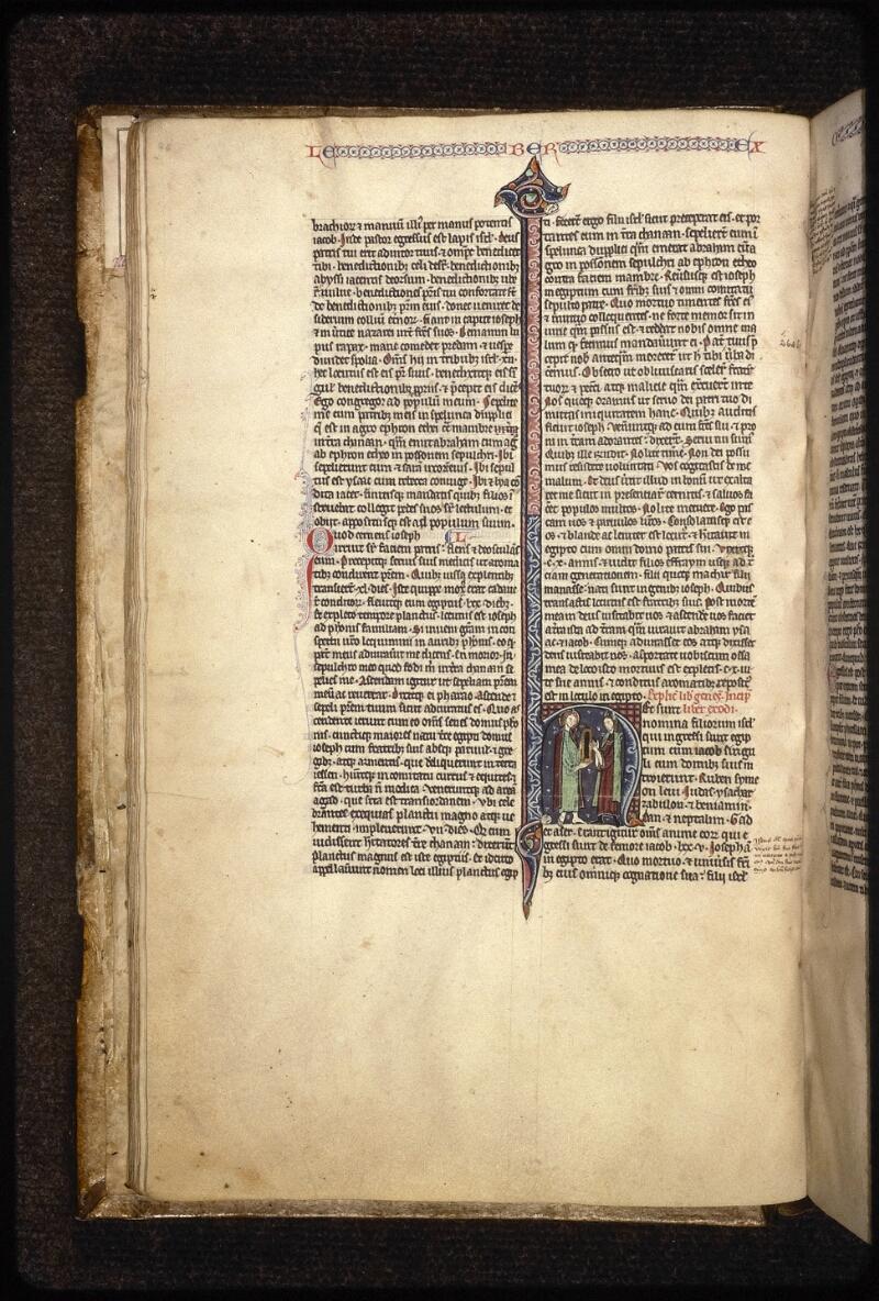 Prague, Musée nat., Bibl., XV. A. 06, f. 020v - vue 1