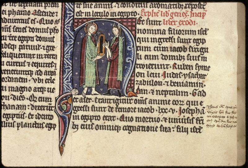 Prague, Musée nat., Bibl., XV. A. 06, f. 020v - vue 2