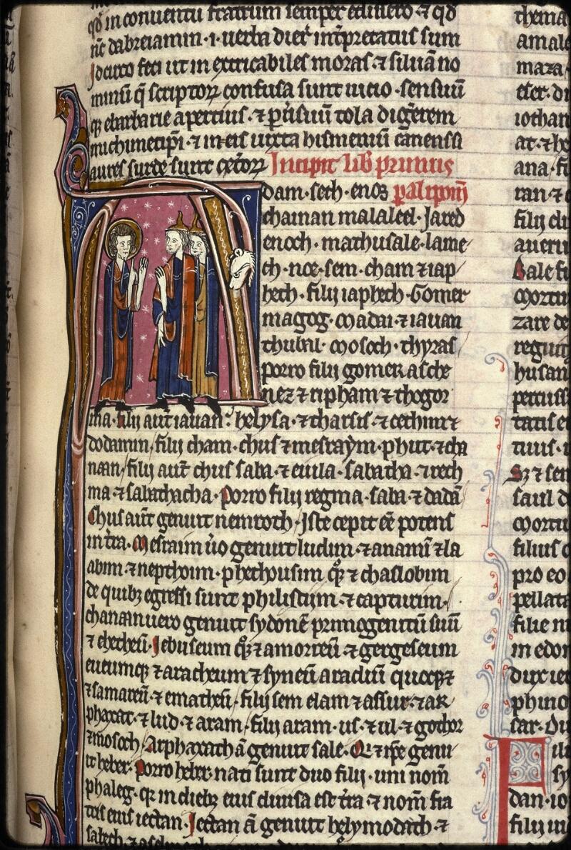 Prague, Musée nat., Bibl., XV. A. 06, f. 135
