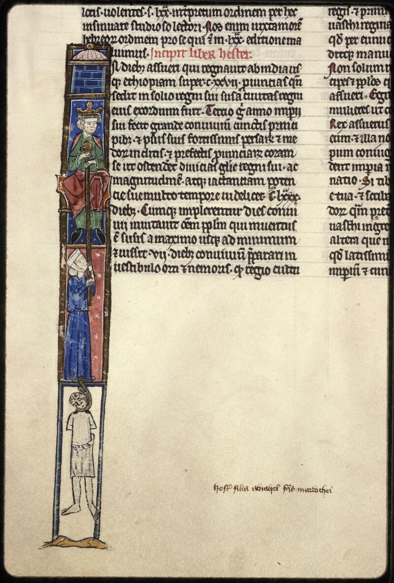 Prague, Musée nat., Bibl., XV. A. 06, f. 177v - vue 2