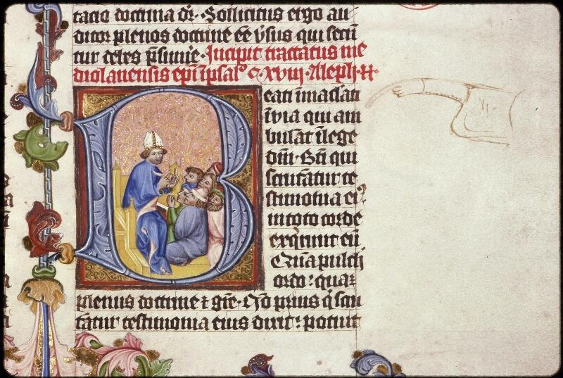 Prague, Musée nat., Bibl., XV. A. 07, f. 001 - vue 3