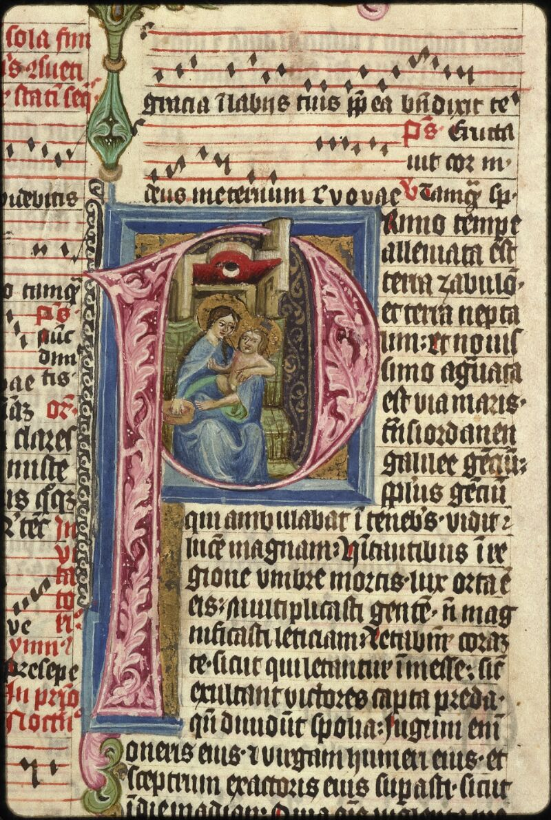 Prague, Musée nat., Bibl., XV. A. 10, f. 041