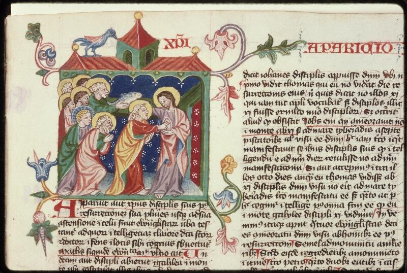 Prague, Musée nat., Bibl., XV. A. 11, f. 007 - vue 2
