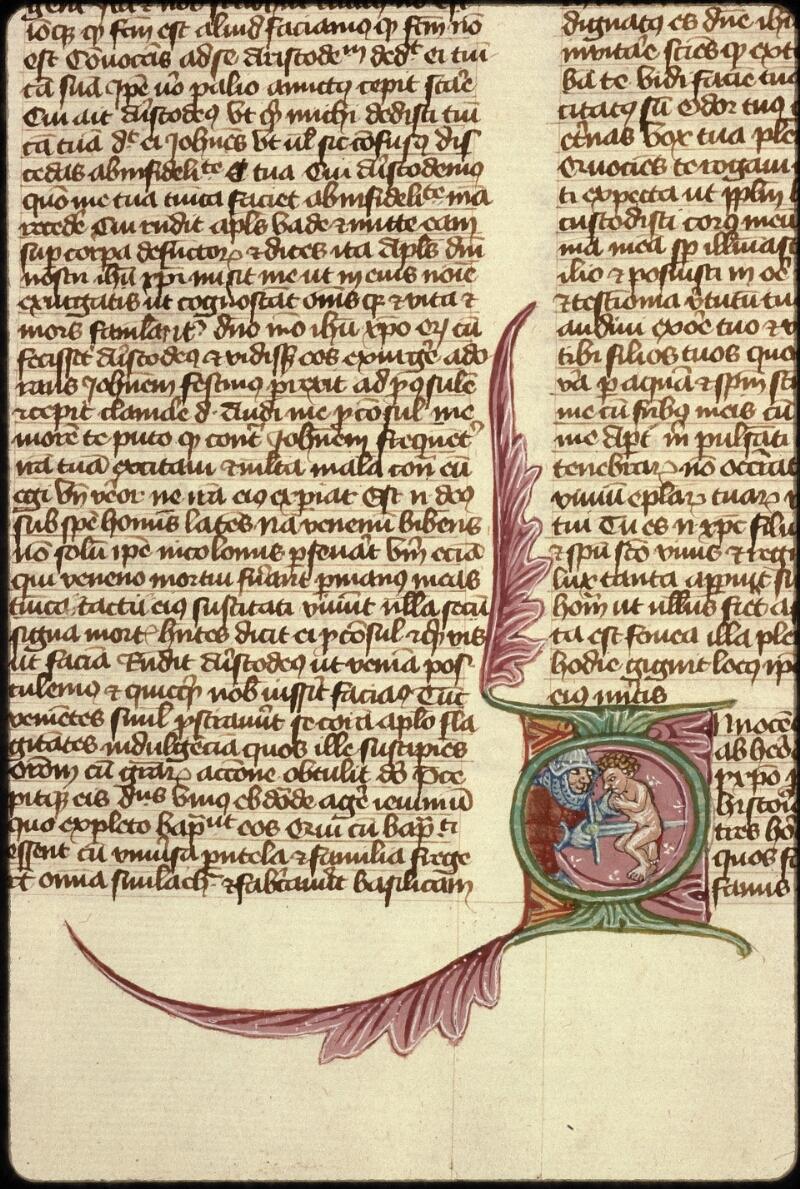Prague, Musée nat., Bibl., XV. A. 12, f. 035 bis v - vue 1