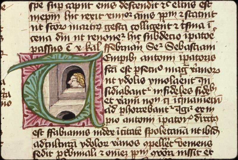 Prague, Musée nat., Bibl., XV. A. 12, f. 075 - vue 2