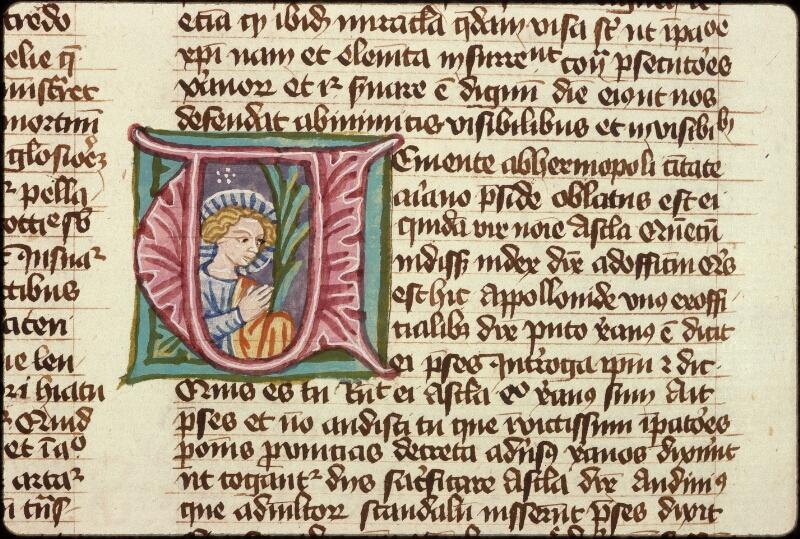 Prague, Musée nat., Bibl., XV. A. 12, f. 085v