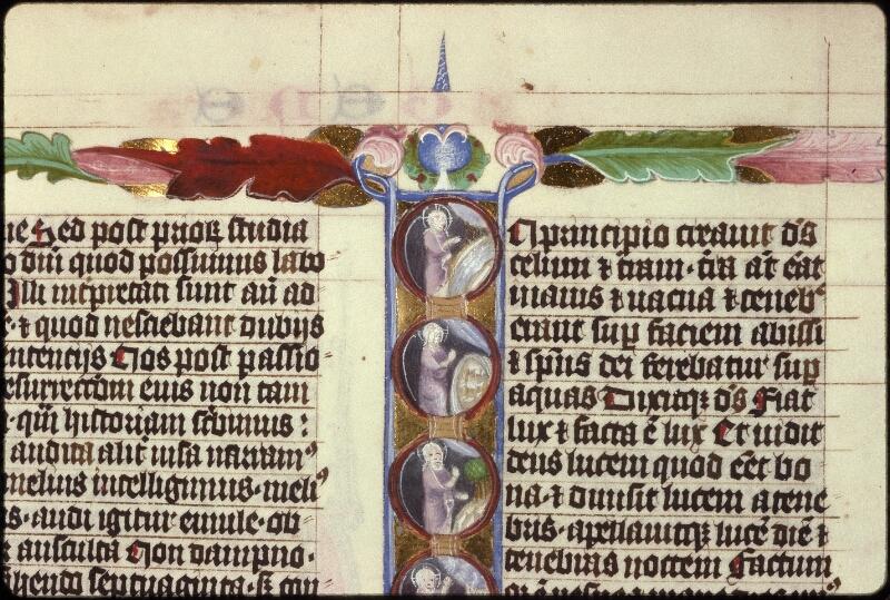 Prague, Musée nat., Bibl., XV. B. 04, f. 005 - vue 2