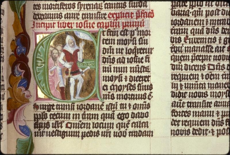 Prague, Musée nat., Bibl., XV. B. 04, f. 107