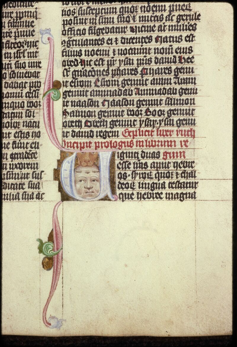 Prague, Musée nat., Bibl., XV. B. 04, f. 134