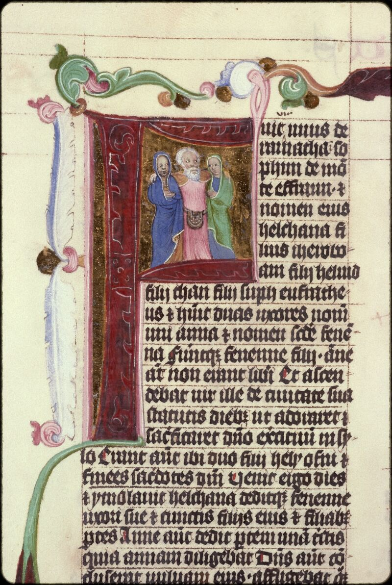 Prague, Musée nat., Bibl., XV. B. 04, f. 135v