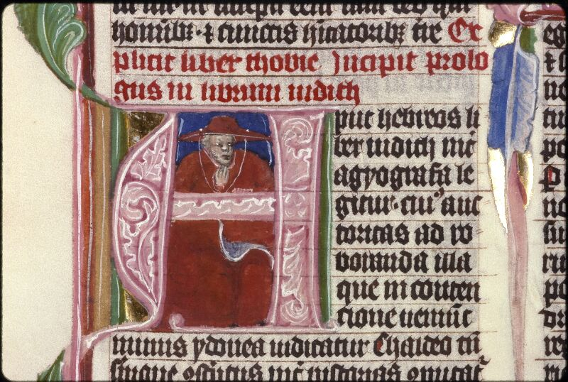 Prague, Musée nat., Bibl., XV. B. 04, f. 262v - vue 1