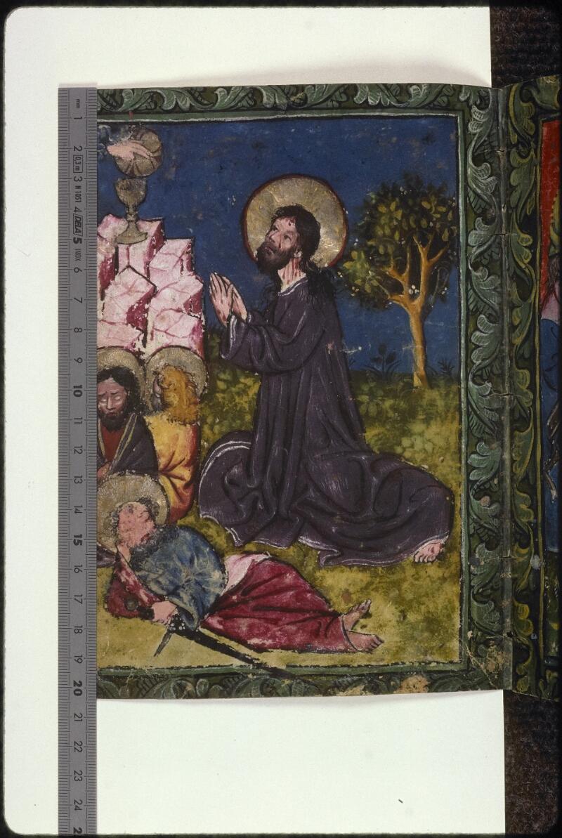 Prague, Musée nat., Bibl., XV. F. 13, f. 007v - vue 1