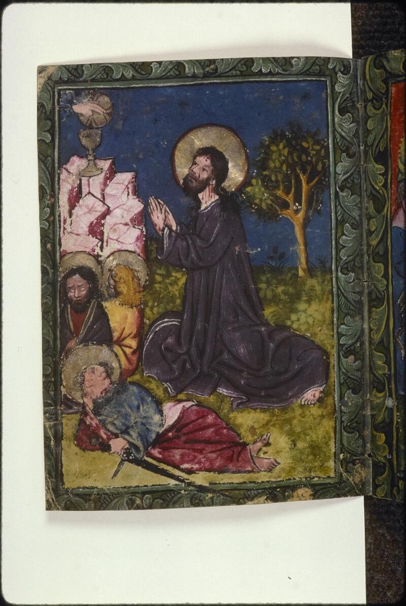 Prague, Musée nat., Bibl., XV. F. 13, f. 007v - vue 2