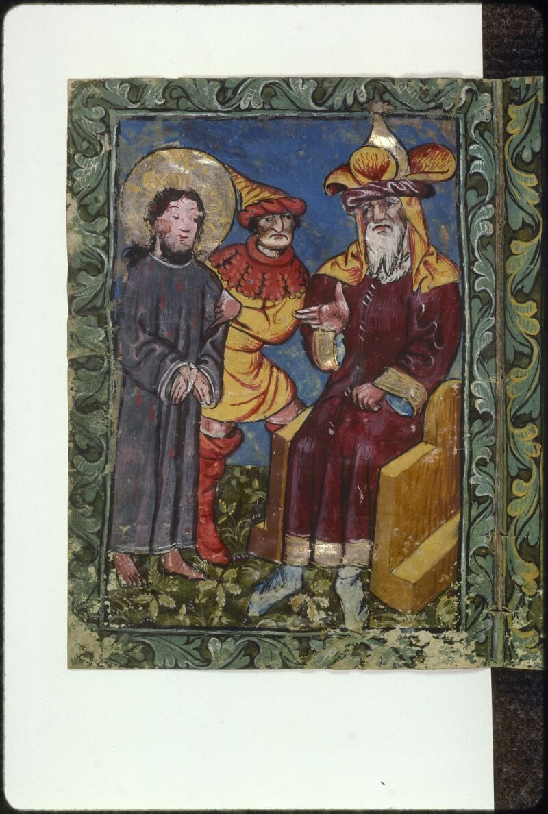 Prague, Musée nat., Bibl., XV. F. 13, f. 010v