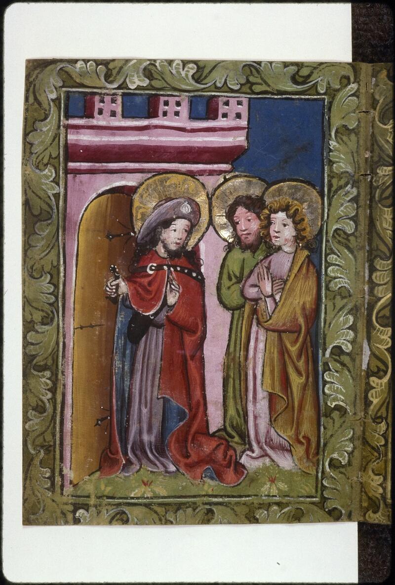 Prague, Musée nat., Bibl., XV. F. 13, f. 020v