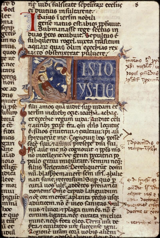 Prague, Musée nat., Bibl., XVI. A. 05, f. 209 - vue 1