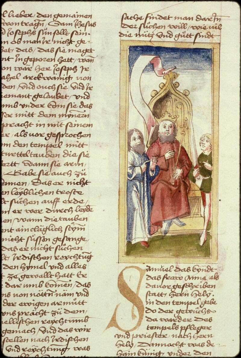 Prague, Musée nat., Bibl., XVI. A. 06, f. 009v