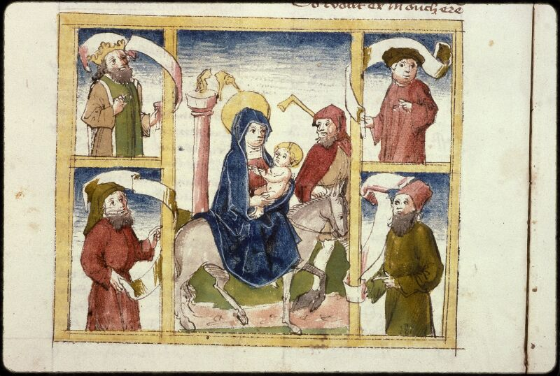Prague, Musée nat., Bibl., XVI. A. 06, f. 013v