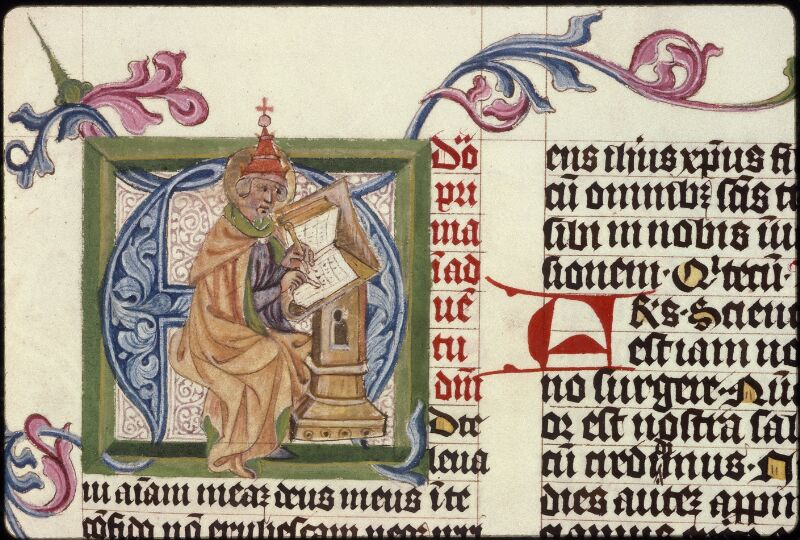 Prague, Musée nat., Bibl., XVI. A. 09, f. 005 - vue 3