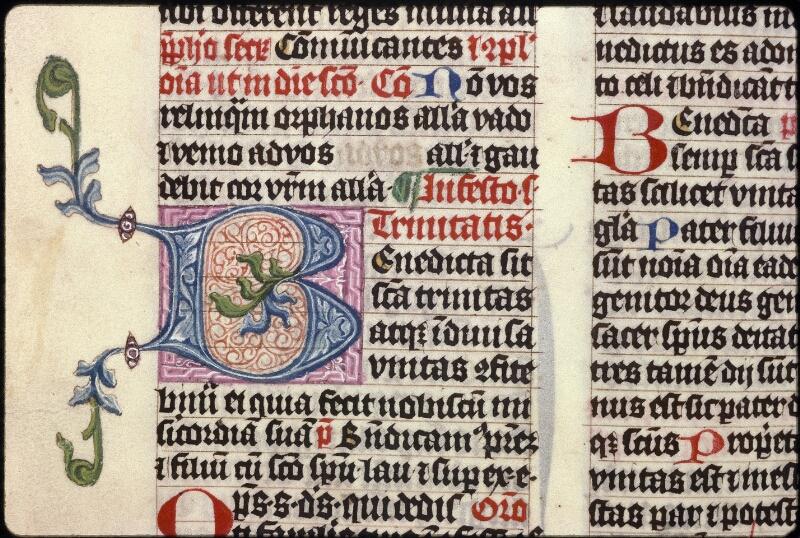 Prague, Musée nat., Bibl., XVI. A. 09, f. 109v