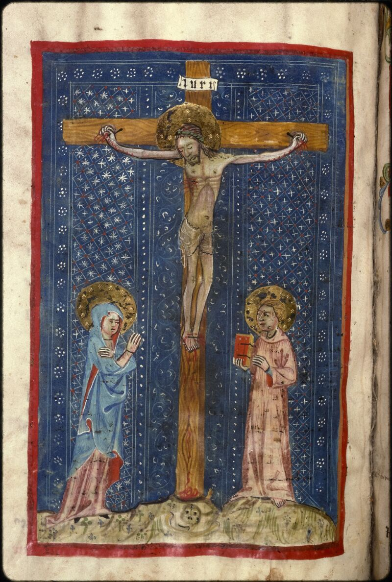 Prague, Musée nat., Bibl., XVI. A. 12, f. 137v