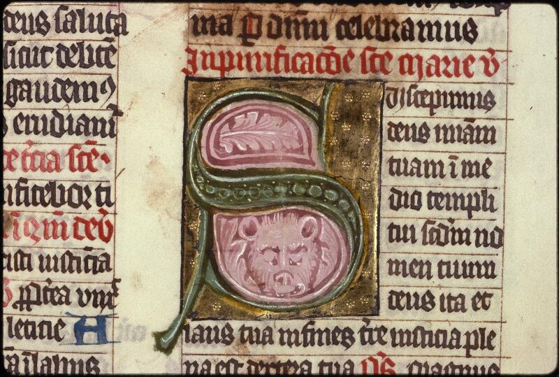 Prague, Musée nat., Bibl., XVI. A. 12, f. 181