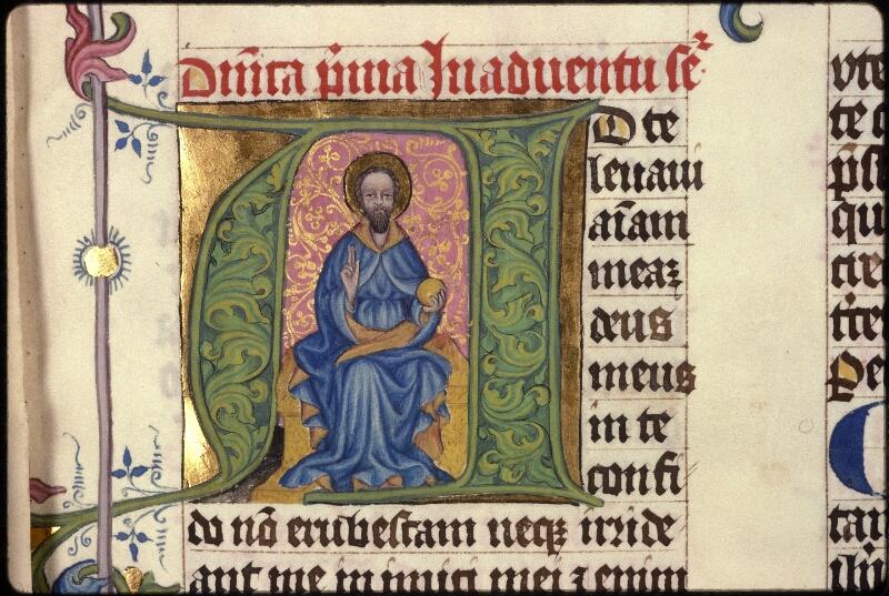 Prague, Musée nat., Bibl., XVI. A. 13, f. 007 - vue 3