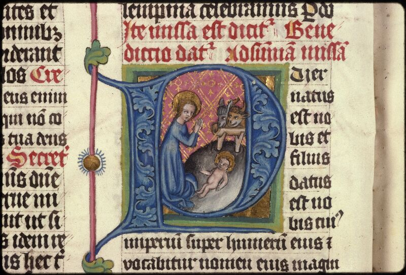Prague, Musée nat., Bibl., XVI. A. 13, f. 018v
