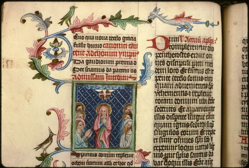 Prague, Musée nat., Bibl., XVI. A. 16, f. 151v