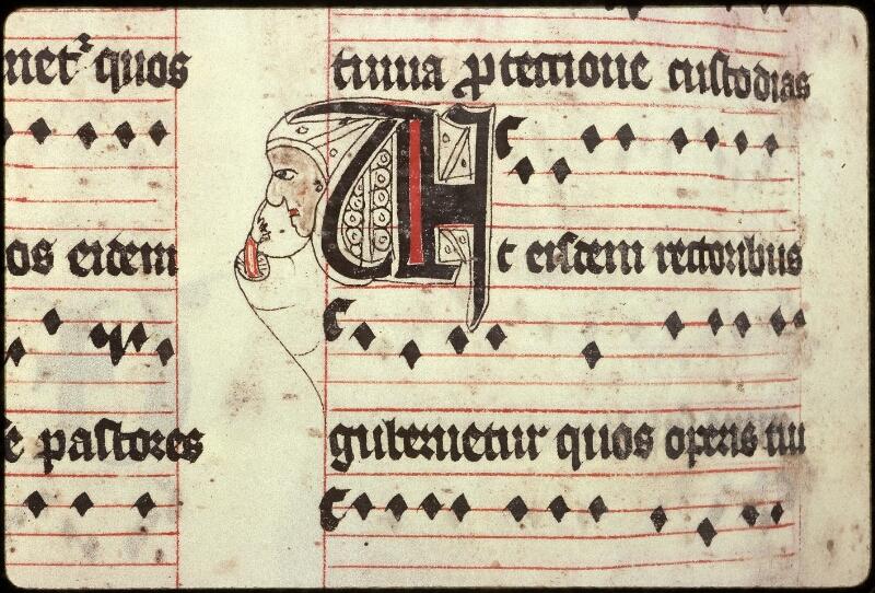 Prague, Musée nat., Bibl., XVI. A. 16, f. 177v