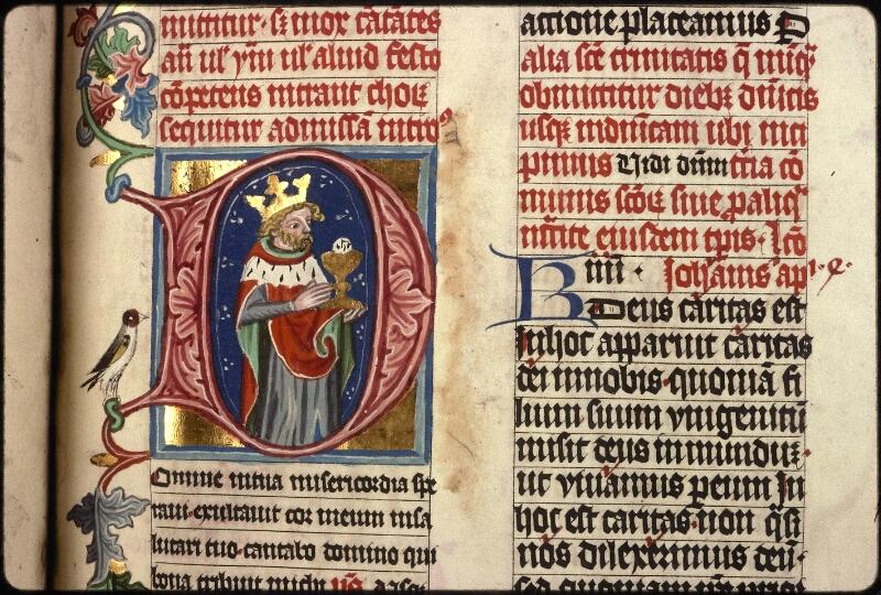 Prague, Musée nat., Bibl., XVI. A. 16, f. 185