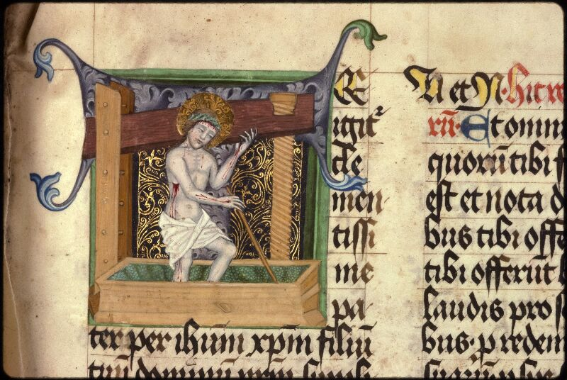 Prague, Musée nat., Bibl., XVI. A. 17, f. 109