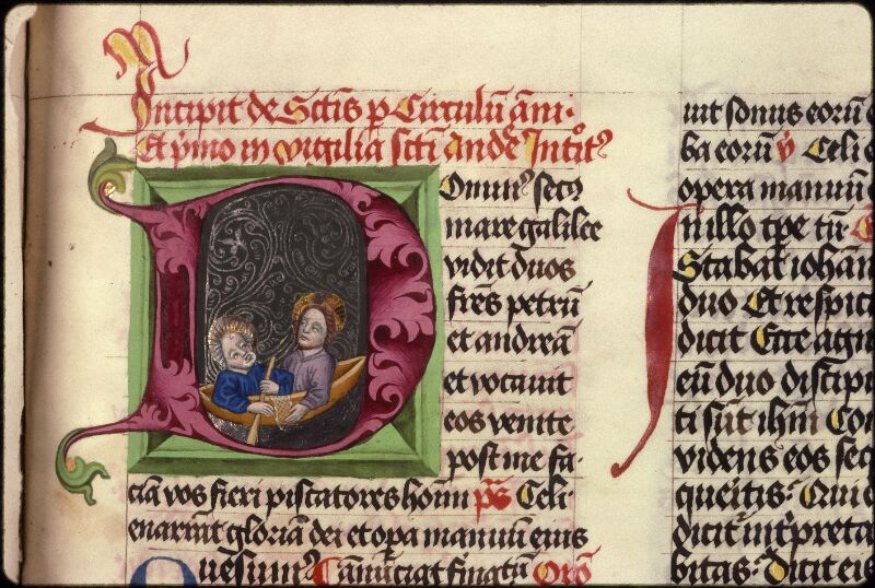 Prague, Musée nat., Bibl., XVI. A. 17, f. 141