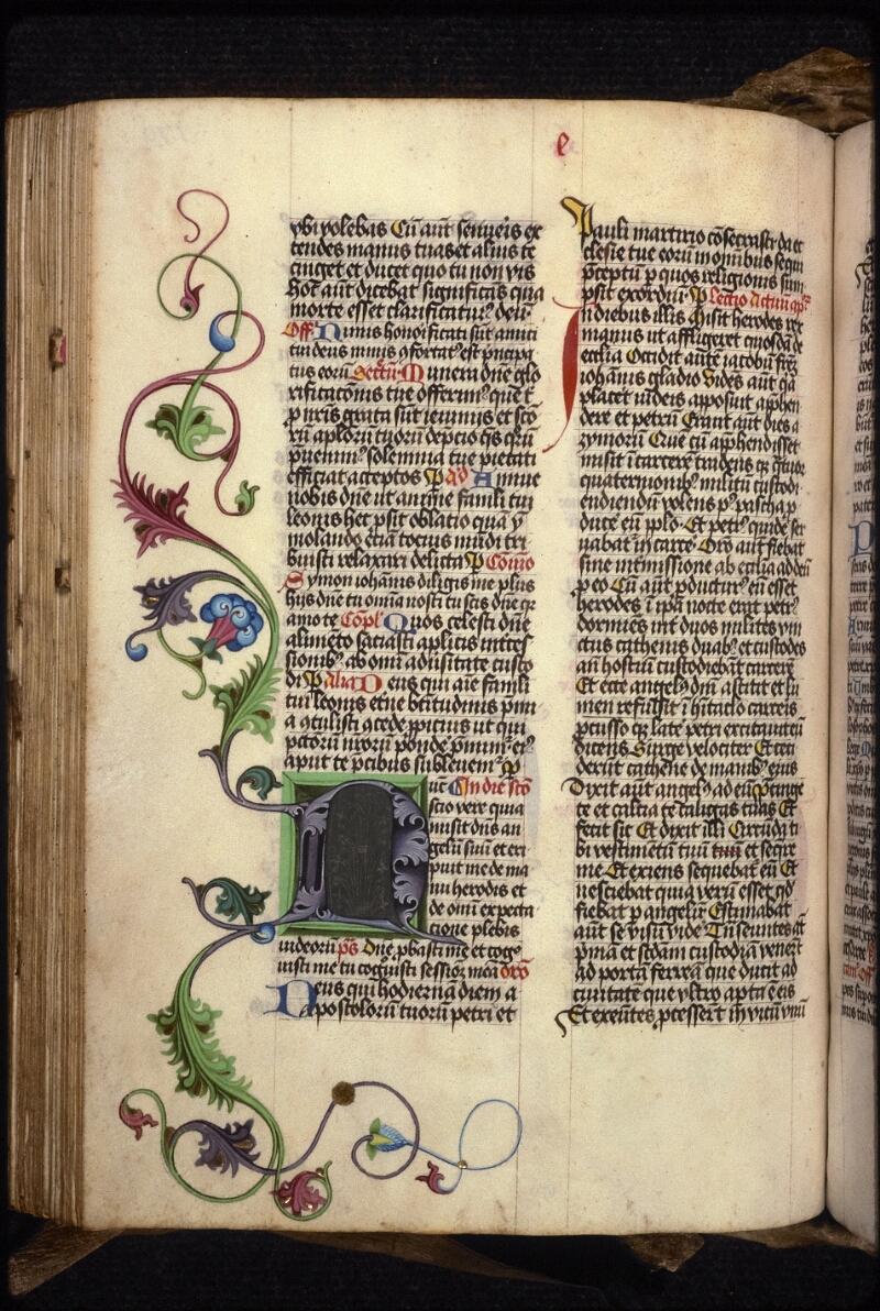 Prague, Musée nat., Bibl., XVI. A. 17, f. 170v