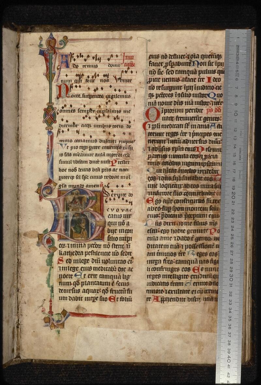 Prague, Musée nat., Bibl., XVI. A. 18, f. 002 - vue 1