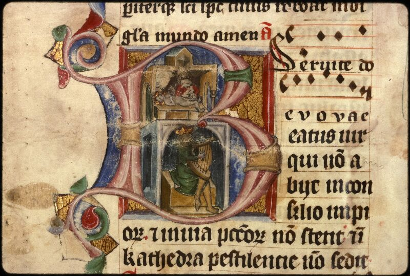 Prague, Musée nat., Bibl., XVI. A. 18, f. 002 - vue 3
